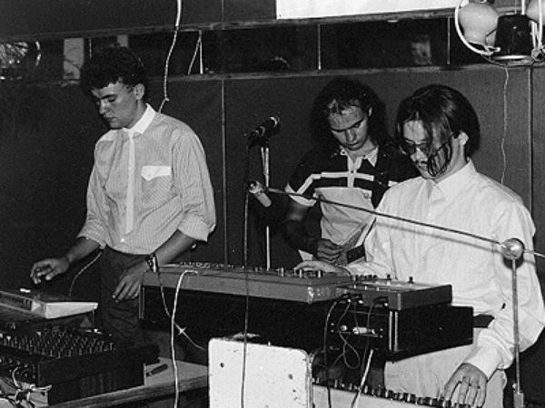 Группа «Рок-Острова» в 1989 году. Фото - rok-ostrova.ru