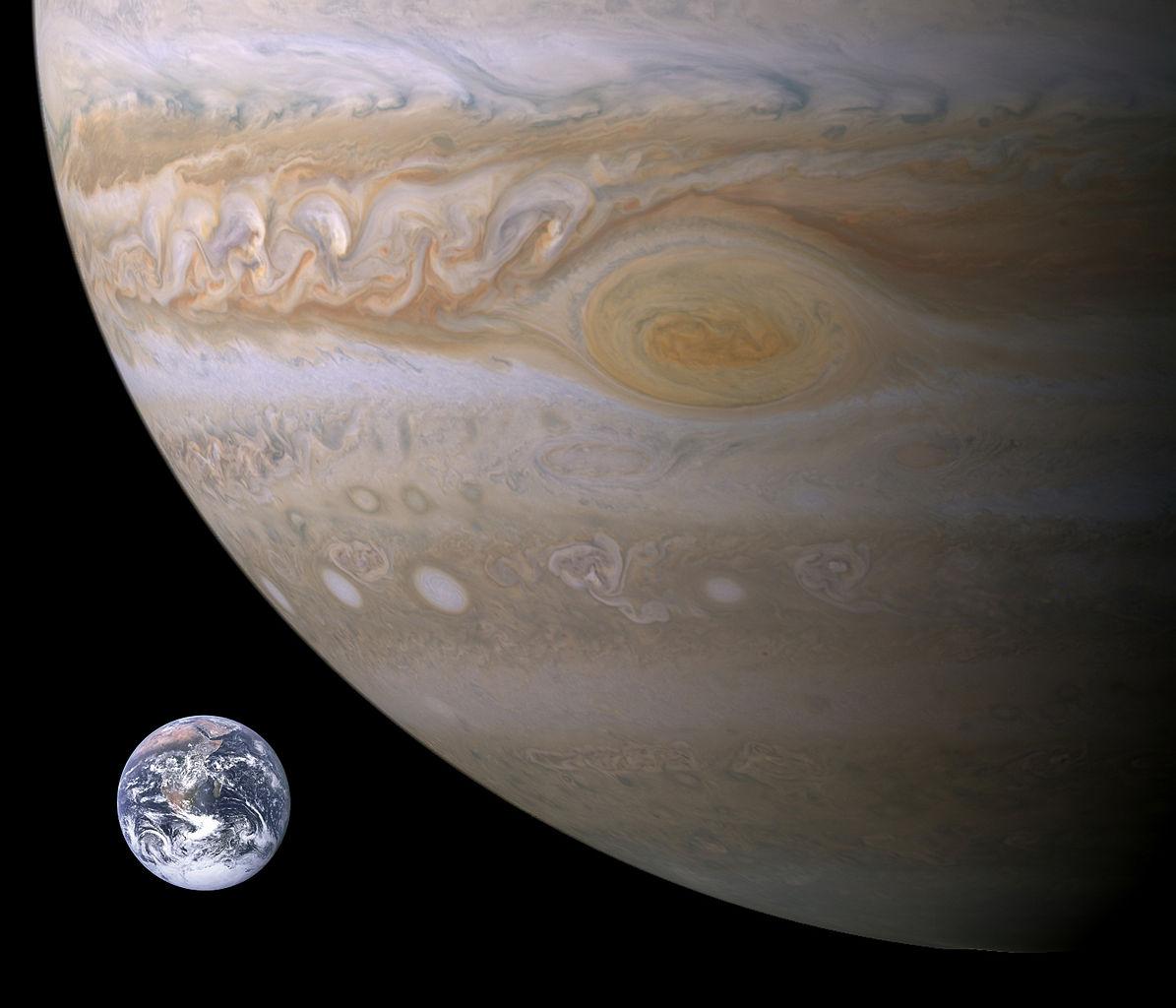 Как стоят планеты в солнечной системе