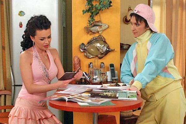 Очаровательная Анастасия Заворотнюк На Фотосессии – Моя Прекрасная Няня (2004)