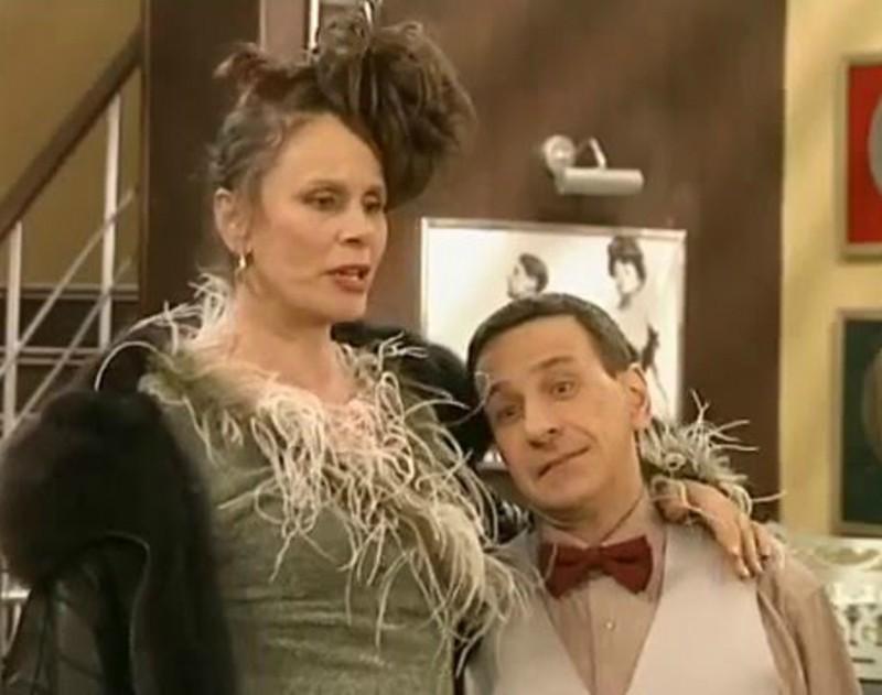 Голая Грудь Мирдзы Мартинсоне – Когда Сдают Тормоза (1984)