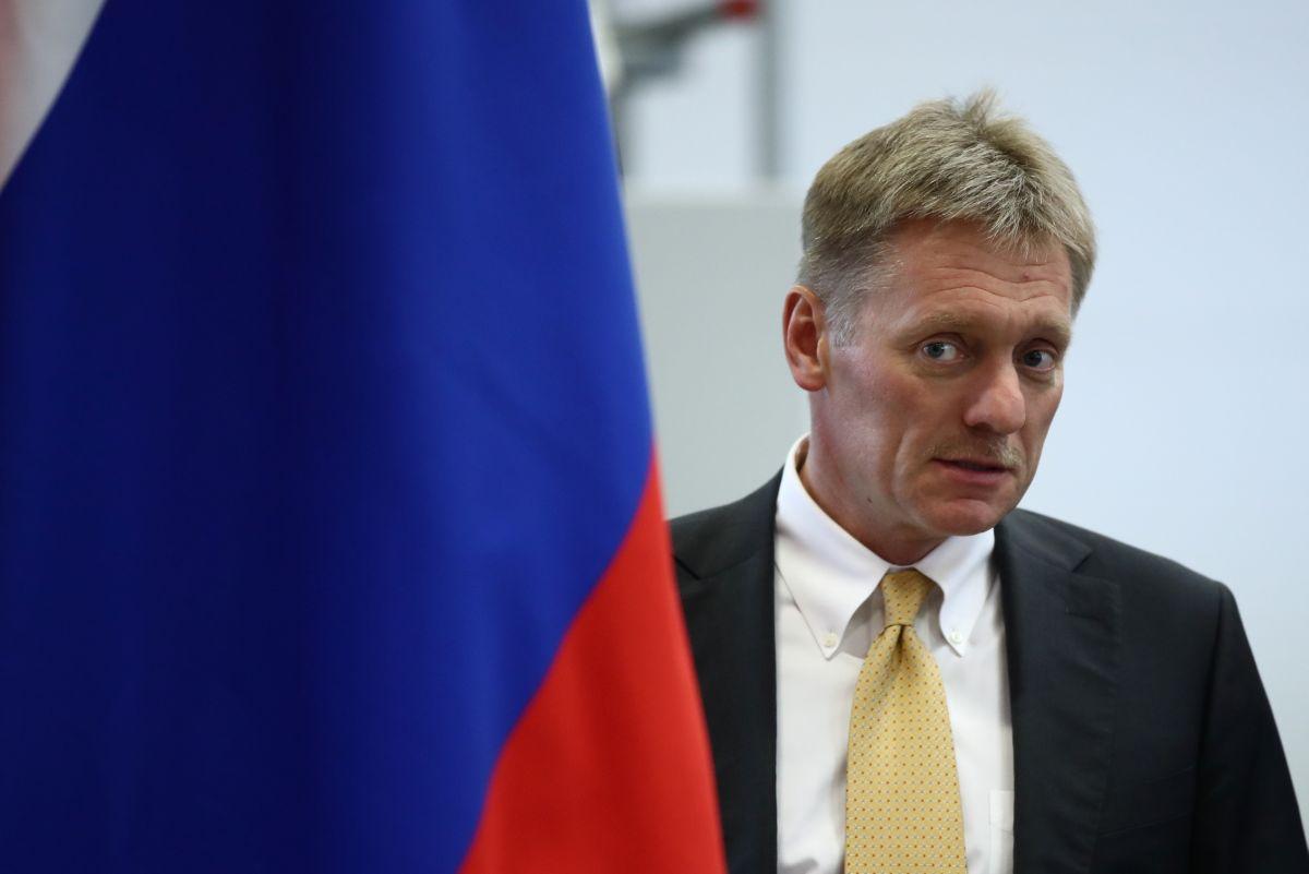 Песков пресс секретарь обращения