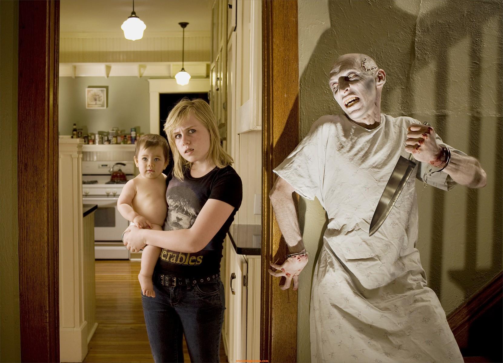 Ужастик для детей картинка