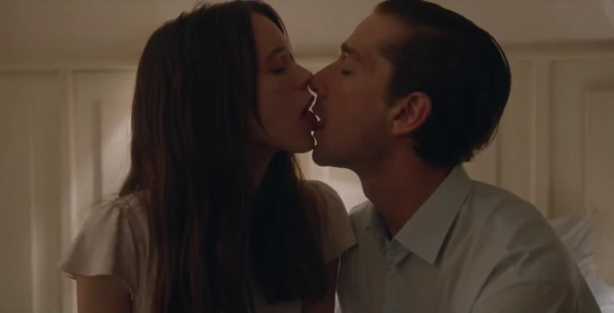 Занимались ли актеры без дублеров в нимфоманке сексом