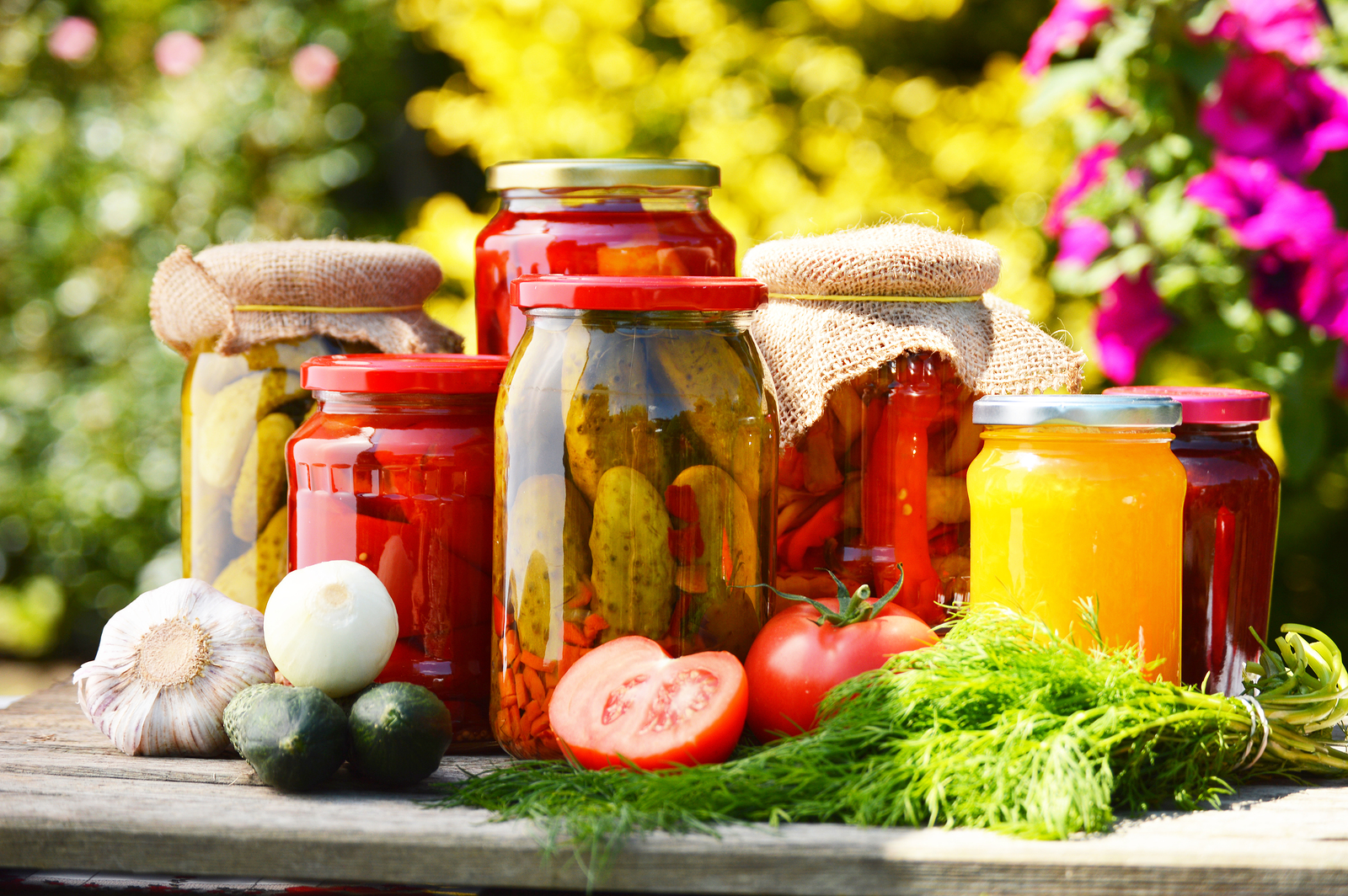 Овощи в банках картинки