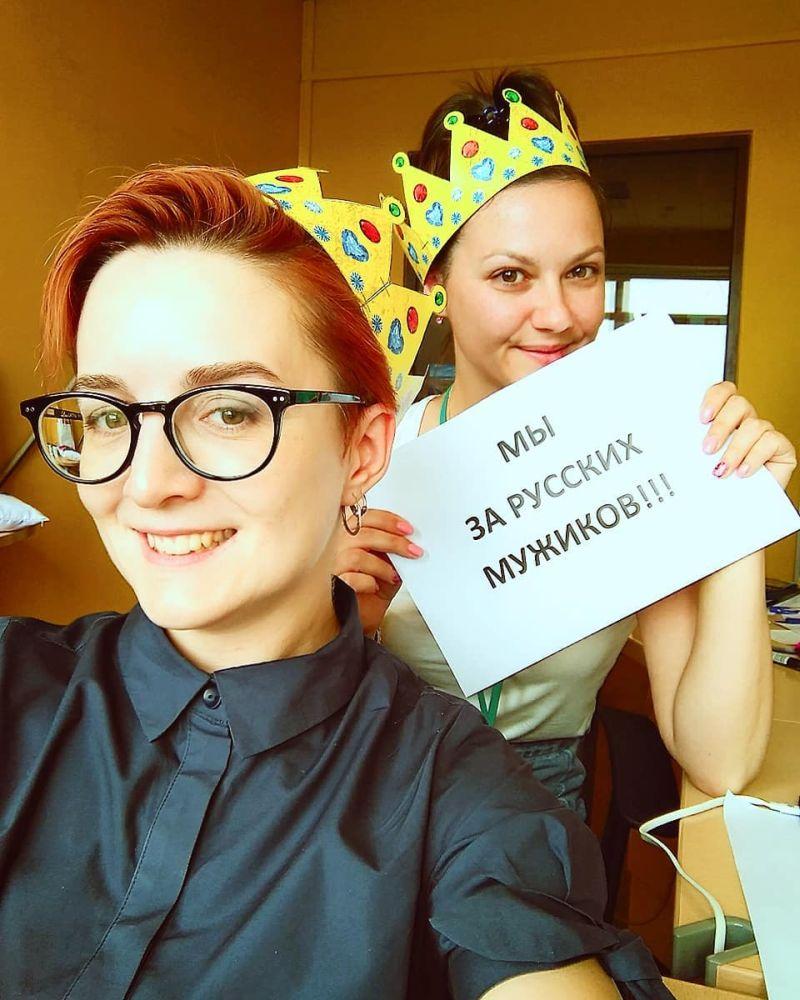 Видео кристиной, как русские девушки развратно ведут себя за границей