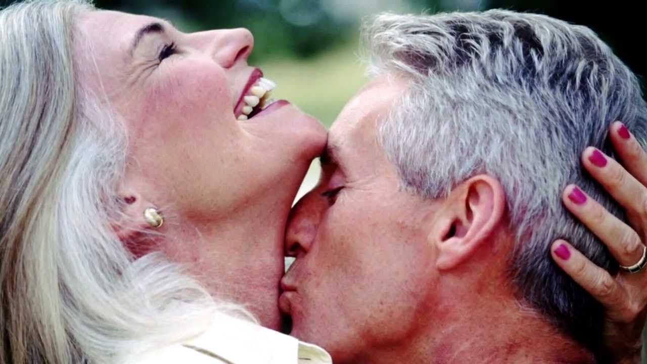 Секс в 50женщины и мужчины