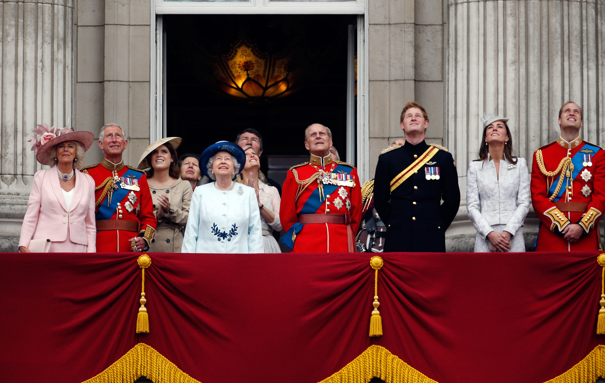 Gay british royal family, clarence center stripper