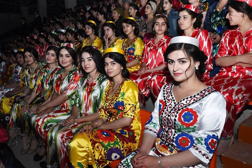 Секс таджикских девочек