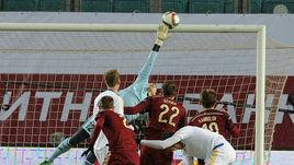 Россия и Казахстан голов не забили,  Капелло выпустил на поле 7 дебютантов