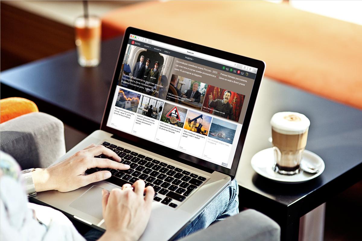 Как читать Anews: сайт или мобильное приложение? Как вы любите...