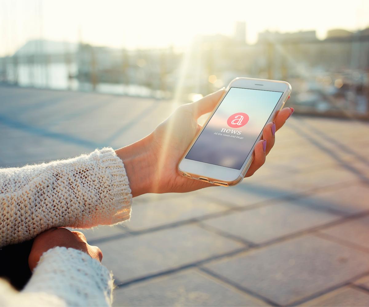 Вышла новая версия Anews для iPhone и iPad