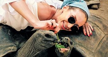 Светлана Лобода: «На Сейшелах мы все деньги потратили на еду»