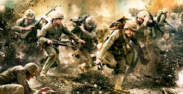 Фото 5 лучших военных сериалов