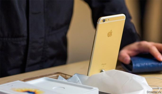 """Фото """"Живые"""" снимки будущего iPhone 7 от Apple"""