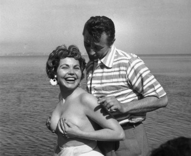 Фото Незабываемые моменты из истории Каннского кинофестиваля