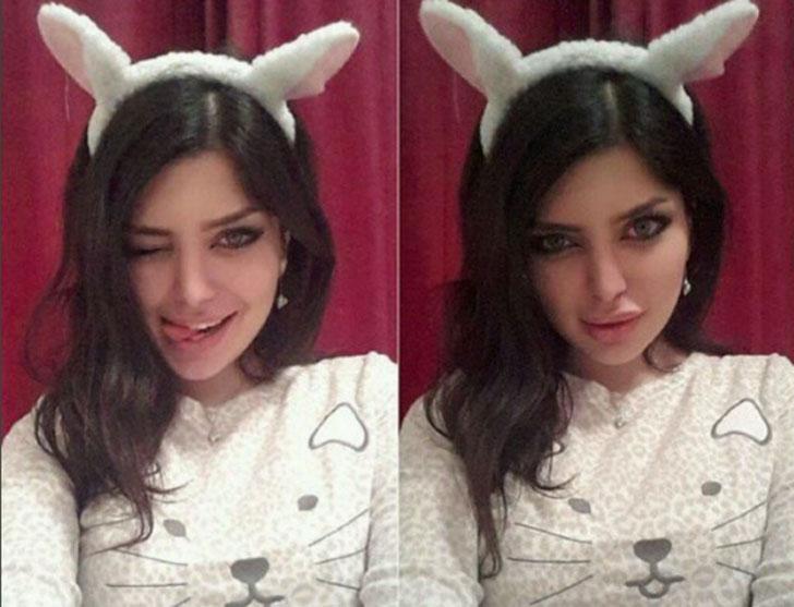 Фото Иранские модели арестованы за недостаточно исламские фотографии в Instagram