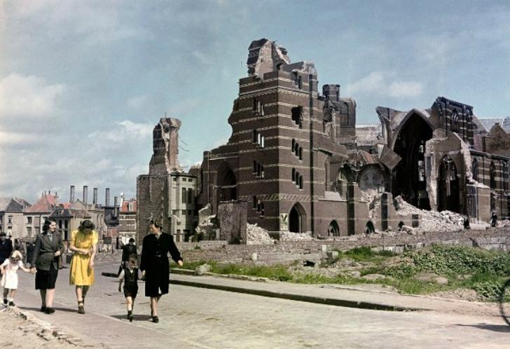 Фото На что была похожа Европа после Второй мировой войны