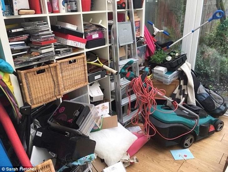 Фото Убей в себе Плюшкина: как уничтожить бардак в комнате при помощи специалиста