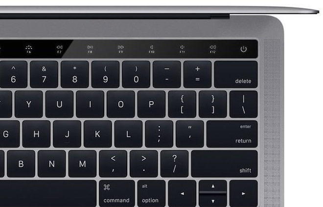 Фото В сети появились рендеры нового MacBook Pro