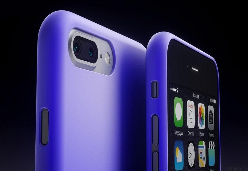 Фото Концепт iPhone 7 и iPhone 7 Pro от дизайнера Мартина Хайека