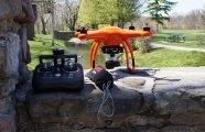 Гаджеты: Дрон-квадрокоптер, которые может снимать видео с расстояния 2 км