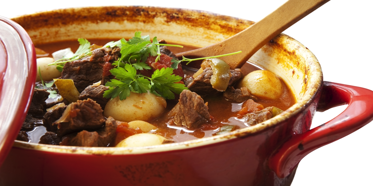 Суп Гуляш по-венгерски