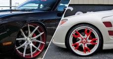 Автомобили: 10 самых дорогих колесных дисков для ценителей роскоши и стиля