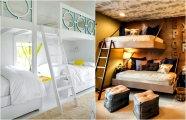 Идеи вашего дома: Красиво и рационально: 16 необыкновенных кроватей для больших семей и небольших пространств