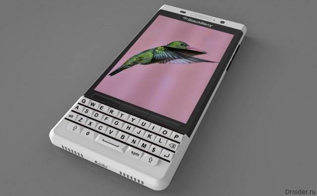 """Фото Смартфон Rome от BlackBerry """"наследил"""" в GeekBench"""