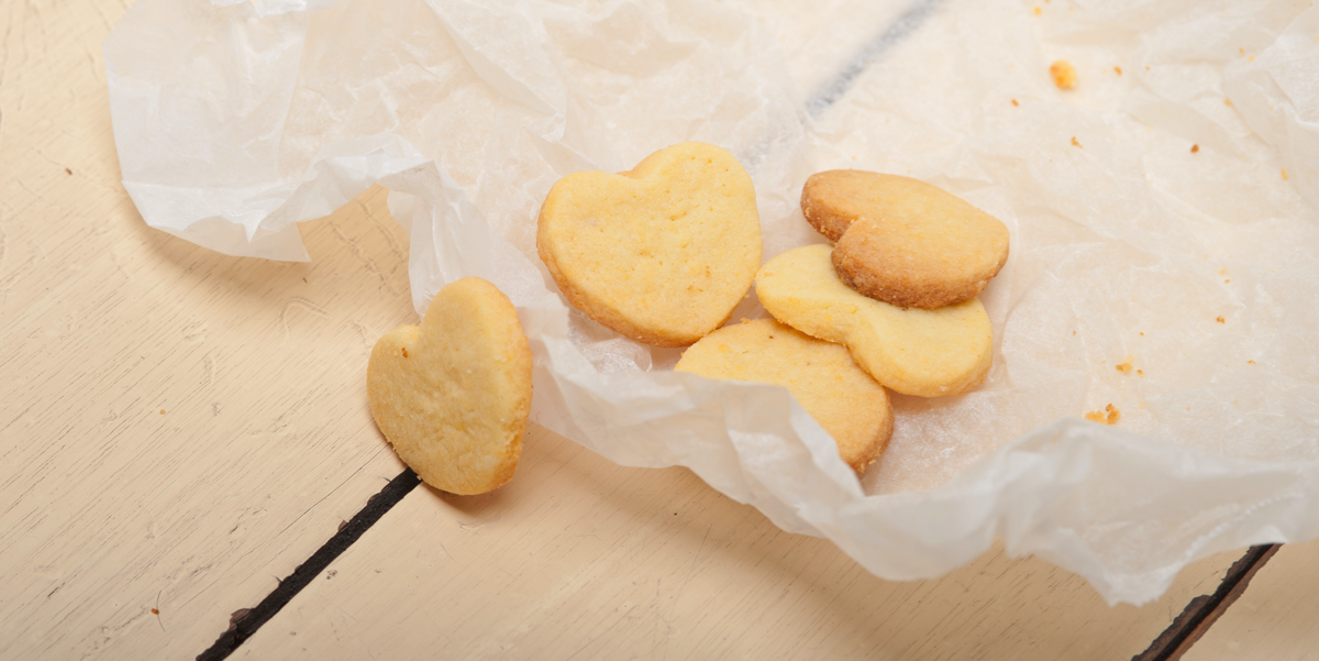 Фото Песочное печенье из 3-х ингредиентов