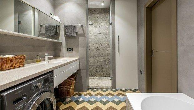 Фото 6 систем хранения в ванной,  о которых стоит подумать заранее