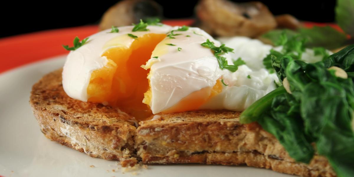 Фото Как правильно сварить яйцо пашот, чтобы оно получилось