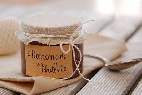Готовим Nutella дома