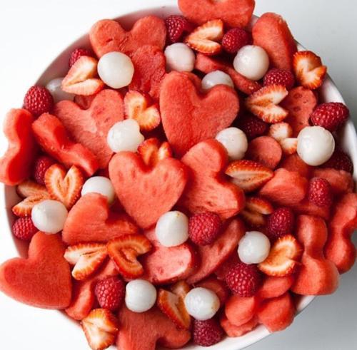 Фото Идея подачи фруктов