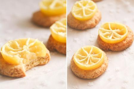 """Фото Печенье """"Лимонные дольки"""""""
