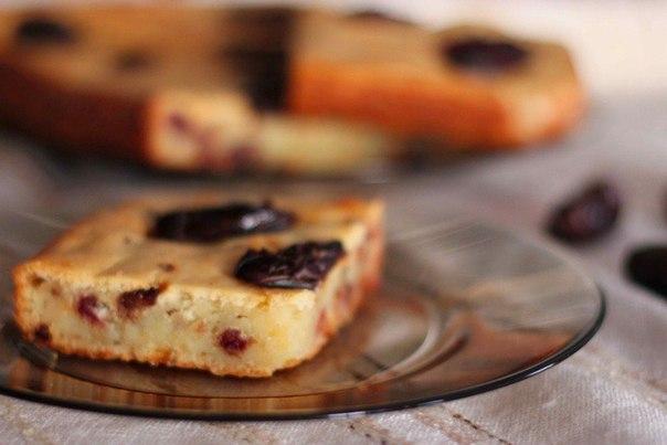 Ливанский пирог с финиками