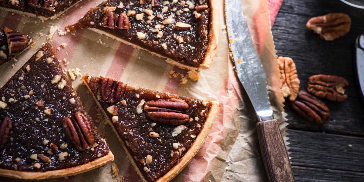 Фото Медовый пирог с орехами