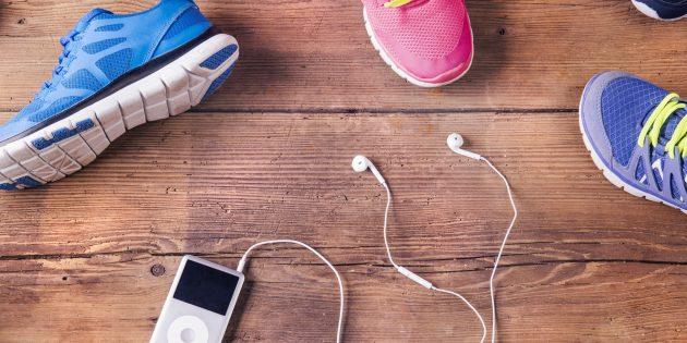 Фото Музыка для занятий спортом