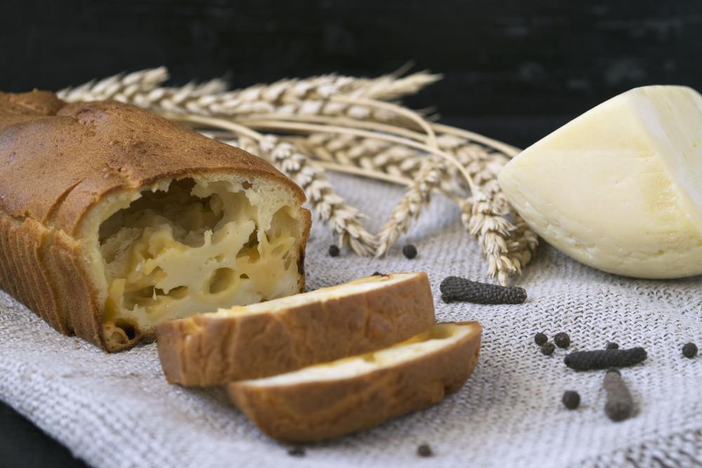 Пикантный хлеб