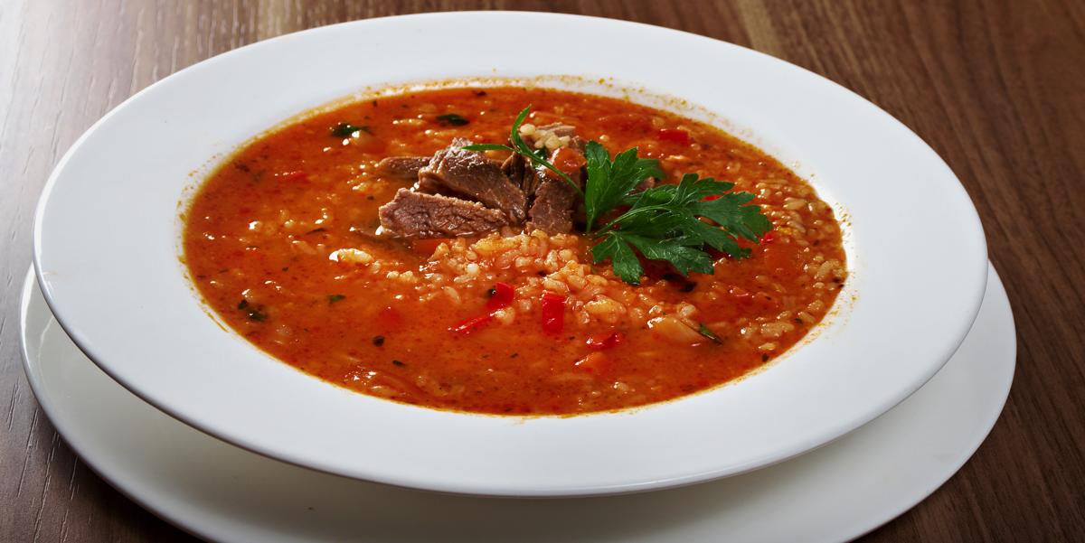 Фото Густой, наваристый, ароматный и очень вкусный суп