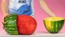 Гаджеты: 9 невероятных способов нарезки арбуза