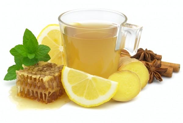 Фото Сбитень с медом и пряностями