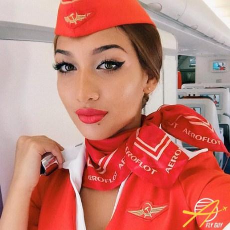 Фото 27 самых сексуальных селфи стюардесс со всего мира