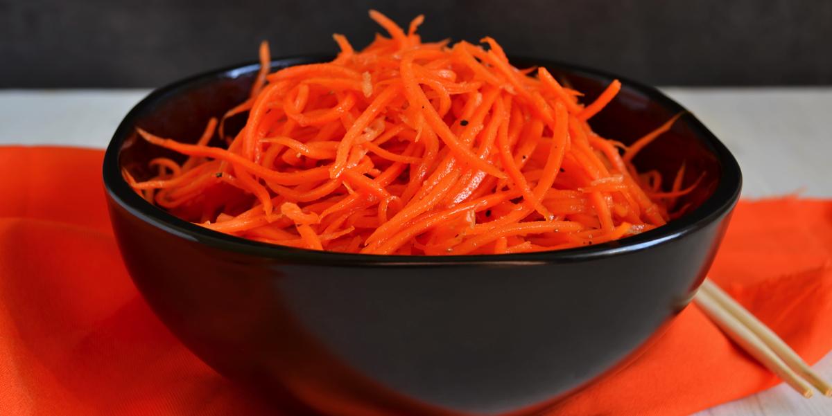 Фото Как приготовить морковь по-корейски своими руками