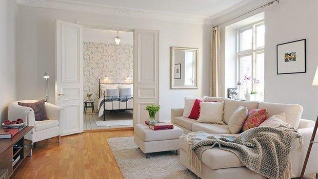 Фото Как расставить мебель в разных комнатах: советы и инфографика