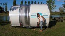 Автомобили: BeauEr 3X - полноценный жилой дом, который умещается в компактном трейлере