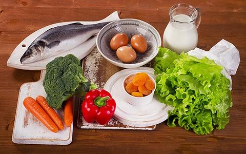 Фото Витамин А в продуктах
