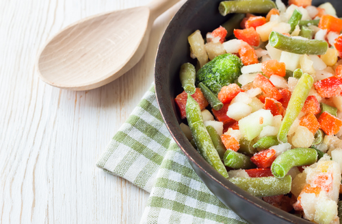 Фото Правильная заморозка овощей, фруктов и ягод