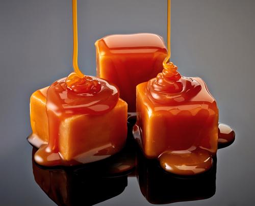 Фото Домашние карамельные конфеты