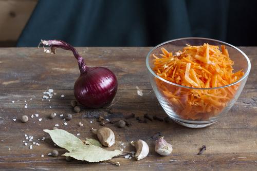 Фото Как приготовить морковь по-корейски в домашних условиях.
